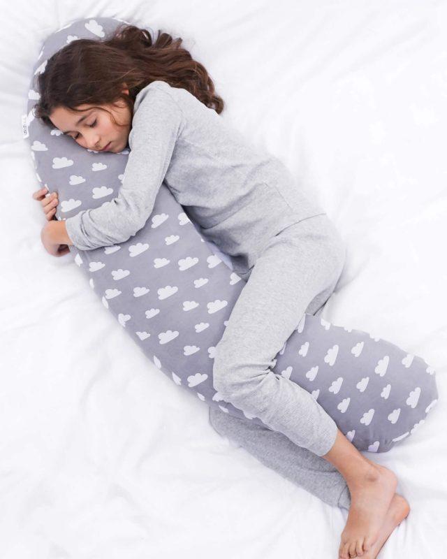 Kids Body Pillow Cloud Surfing Kally Sleep