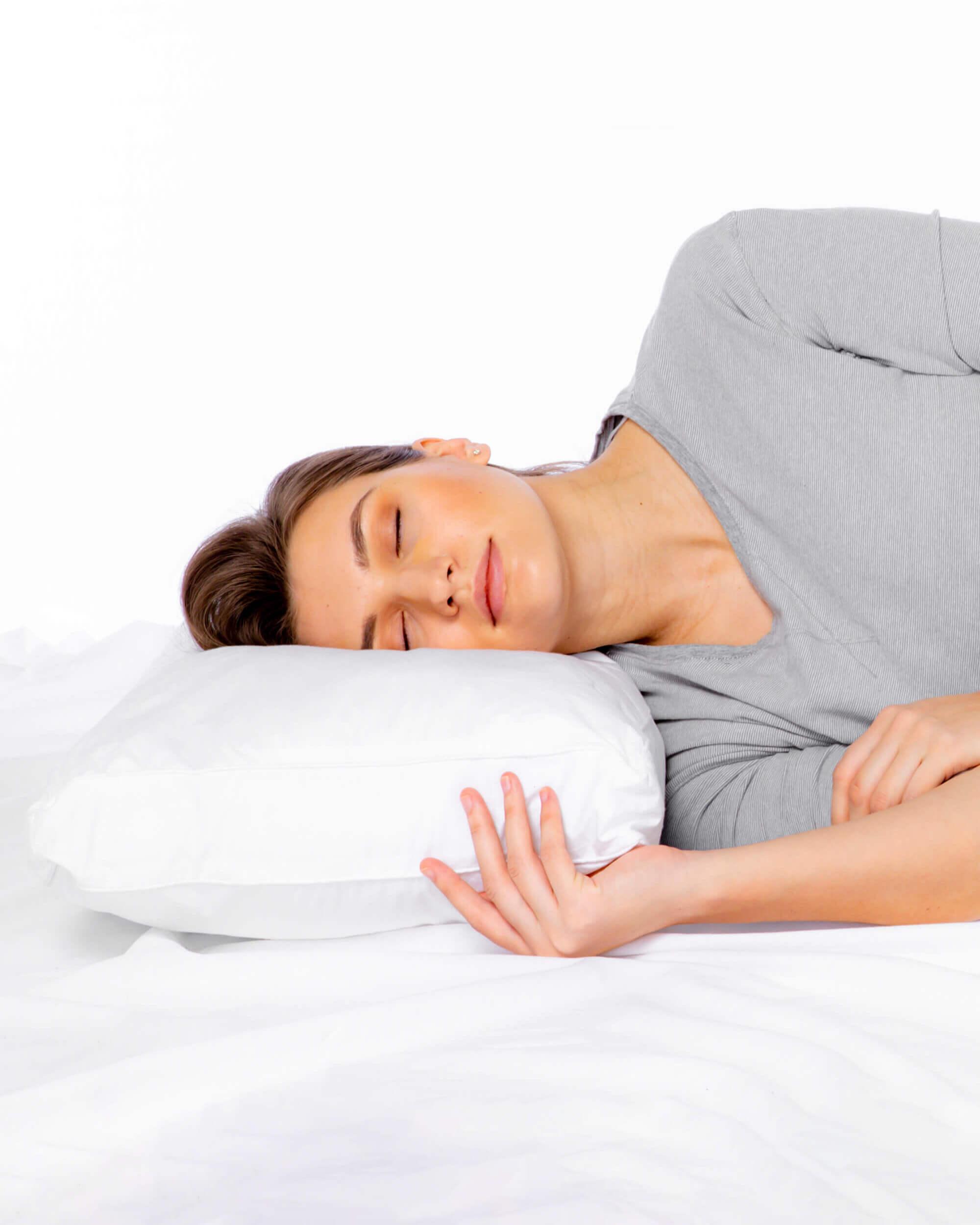 The Ultimate Slide Sleeper Pillow Kally Sleep
