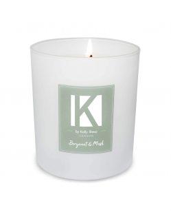 Relaxation Candle – Bergamot & Musk