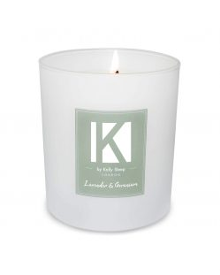Relaxation Candle – Lavender & Geranium
