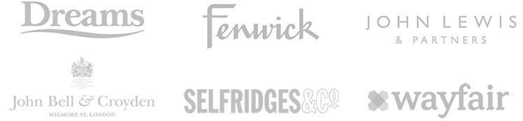 Stockists Dreams Fenwick John Lewis John Bell And Croyden Selfridges Wayfair