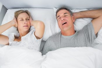 What causes snoring and what can I do about it?