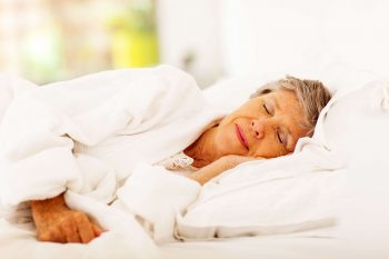 How does sleep change as we age?