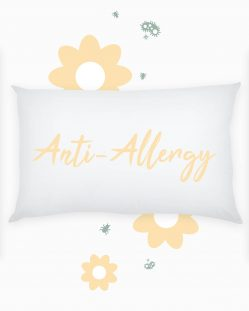 Kally Anti-Allergy Pillow – Twin Pack