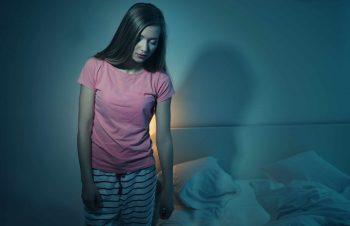 What happens when you sleepwalk?