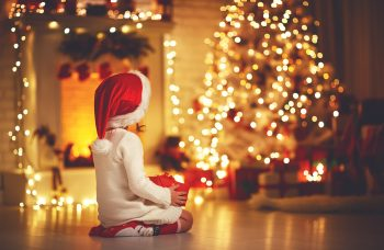 Top tips to getting your kids to sleep on Christmas Eve