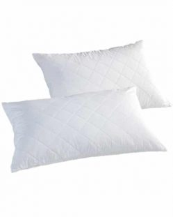 Kally Waterproof Quilted Pillow Protector – 76 X 50cm