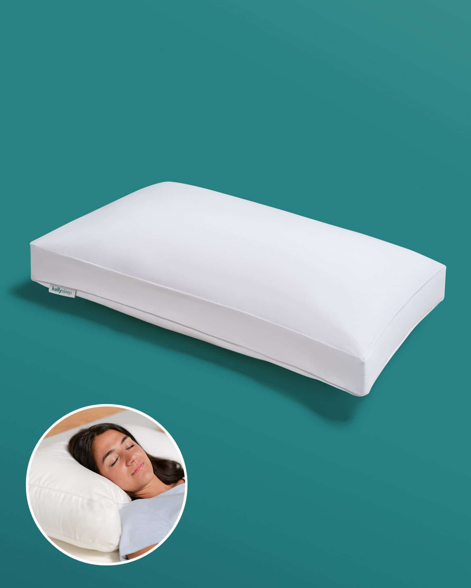 Kally Back Sleeper Pillow