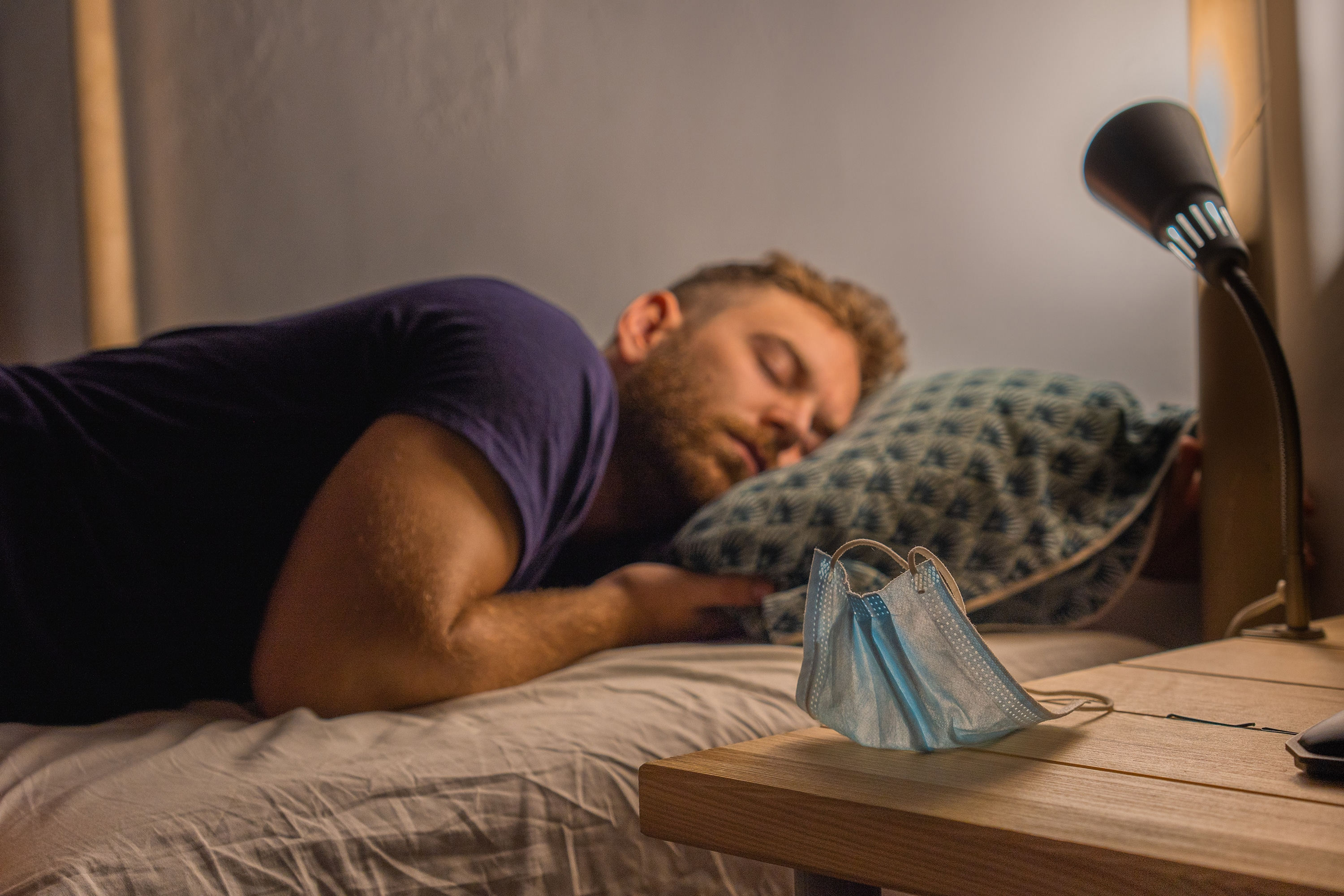 Sleeping Through The Pandemic: A Guide For Insomniacs