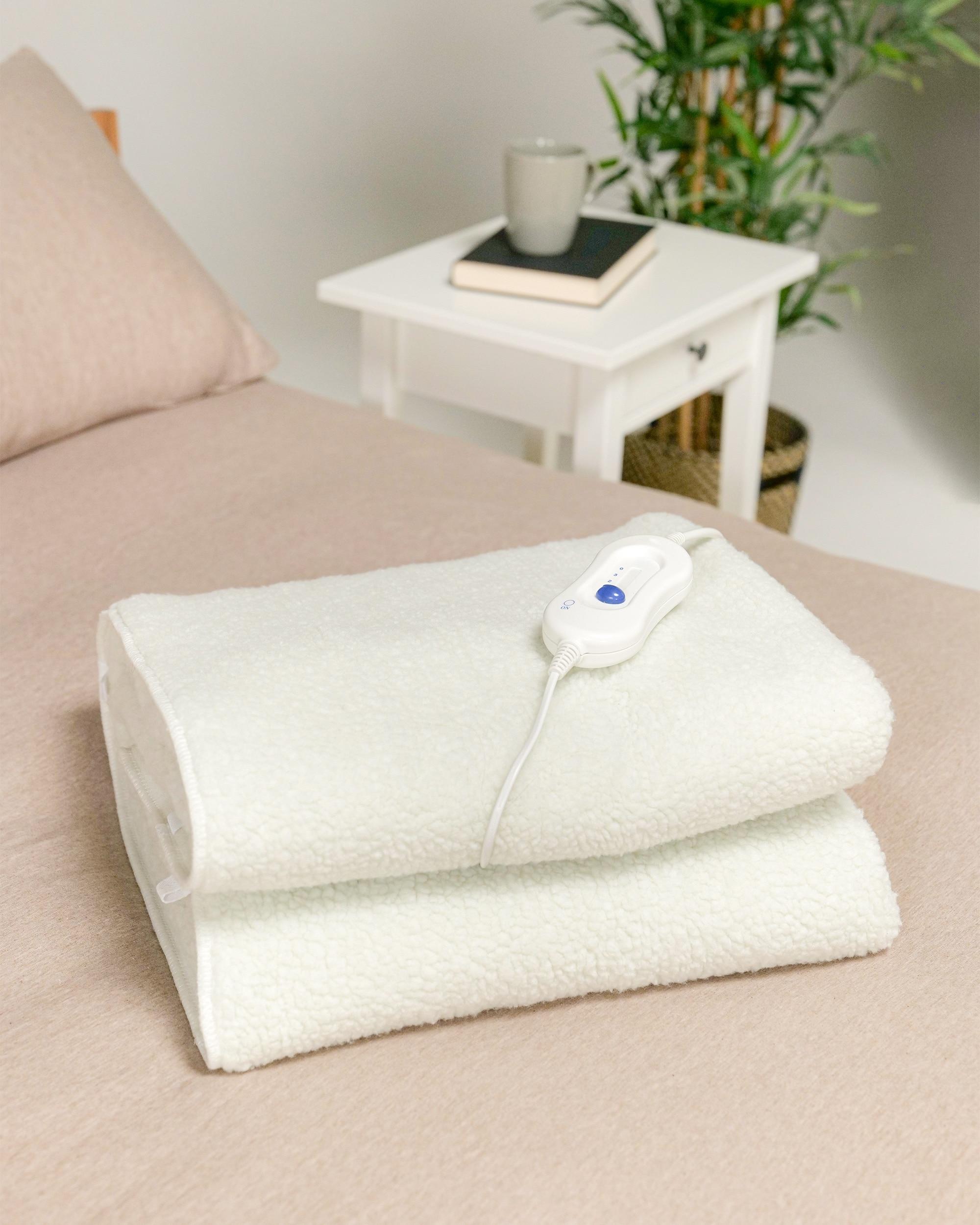 Electric Fleece Heat Blanket