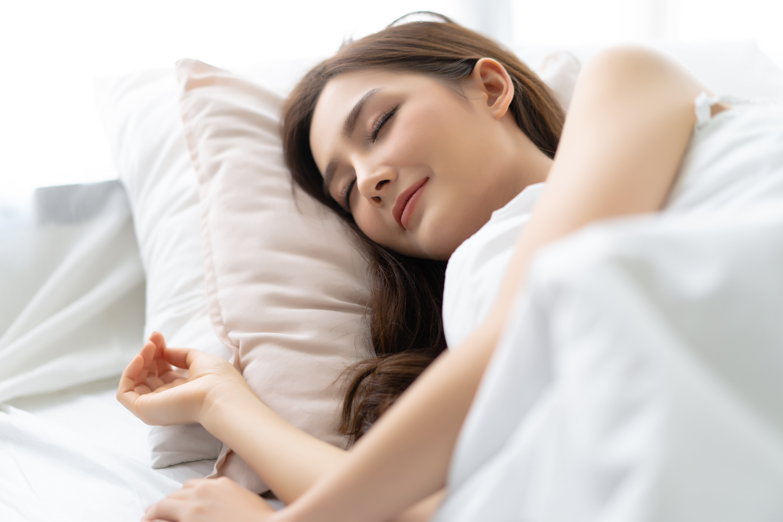 Beauty Sleep Woman