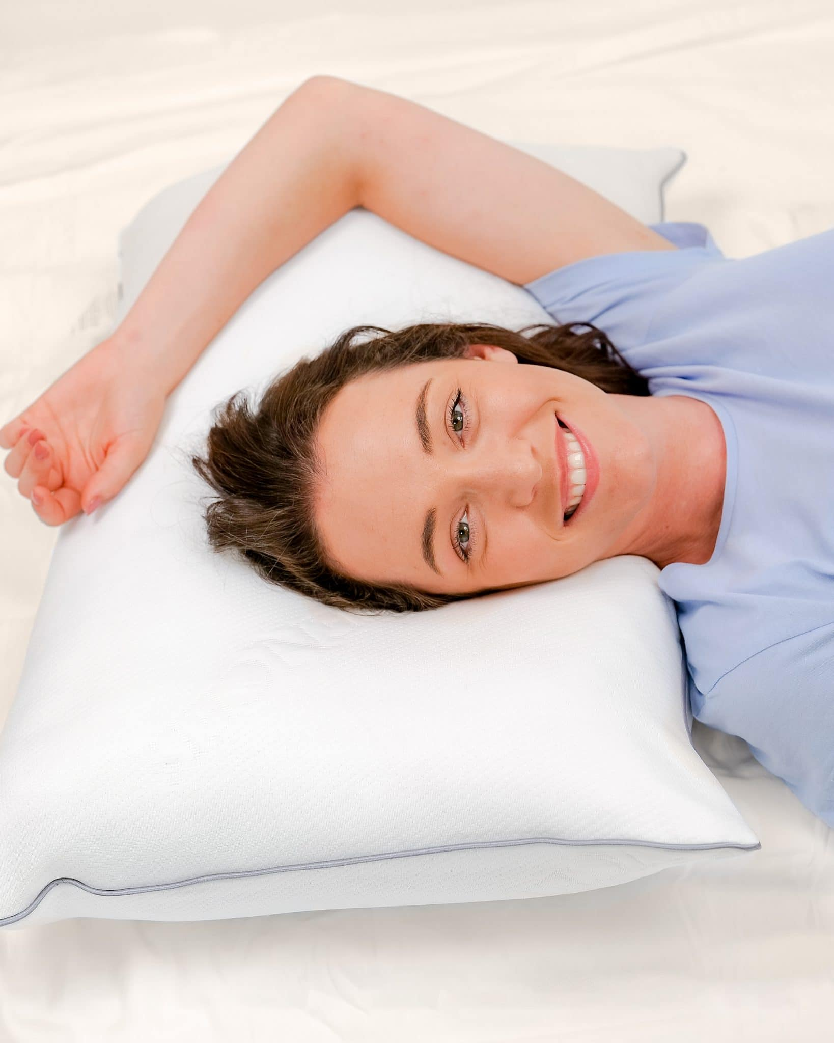 Tencel Cooling Pillows (Twin Pack)